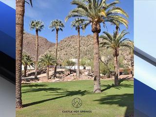 Castle Hot Springs Resort to reopen in October