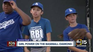 Valley girl chosen for MLB TrailBlazer series