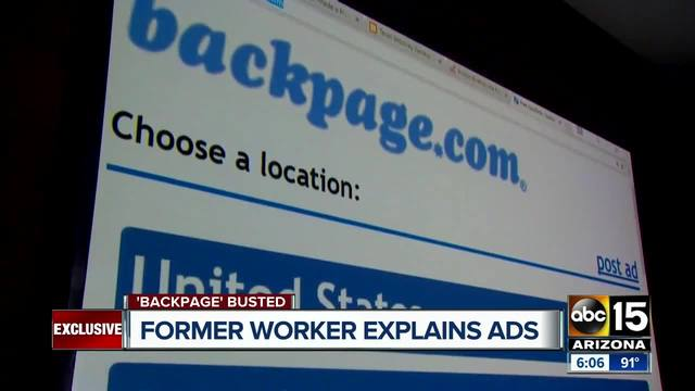 Backpage Founders Charged With Facilitating Prostitution And Laundering Money