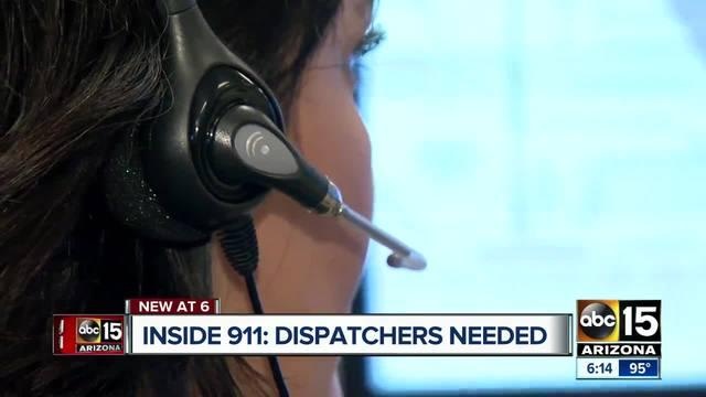 Behind The Scenes of Rural Area 911 Dispatchers