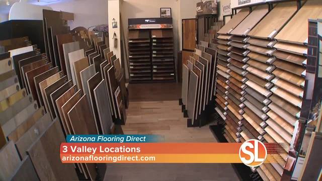 Arizona Flooring Direct Is Saving SL Viewers Some Cash