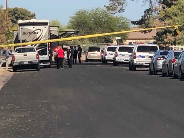 Suspect killed in Saturday's second officer-involved shooting