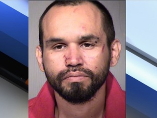 PD: Man assaulted with skateboard in N. Phx.
