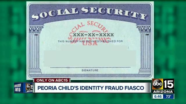 Child's Social Security number stolen in 2011, still being ...