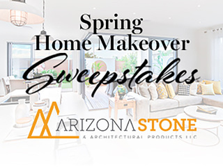 RULES: Arizona Stone Spring Home Makeover