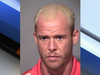 PD: 'Joker' arrested in Tempe road rage incident
