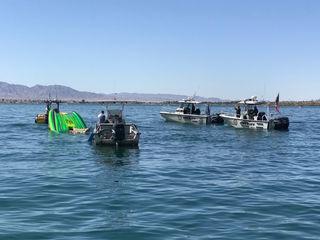 MCSO: 2 dead, 1 hurt in Lake Havasu boat crash