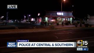 PD: 2 men shot in south Phoenix Saturday morning