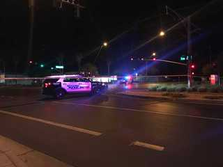 Police: Officer-involved shooting in Mesa
