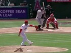 Giants player sets record for pitches in at-bat