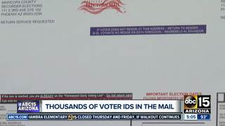 Voters may not have ID cards for CD-8 election