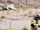 Pilot ejects from military jet in Lake Havasu