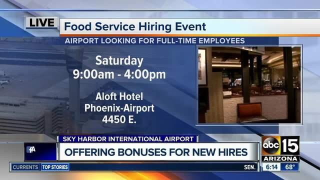 Phoenix Sky Harbor International Airport restaurants ...