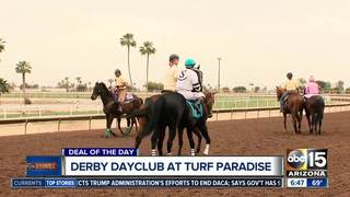 Kentucky Derby Deal of the Day! 50% off tickets!