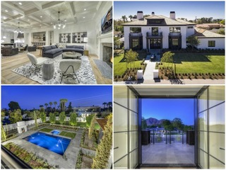 PHOTOS: Phoenix home on sale for $4.4M