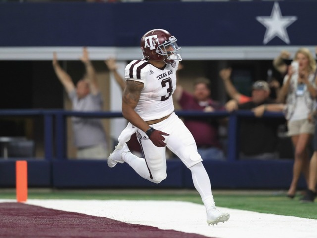Cardinals select WR Christian Kirk in 2nd round