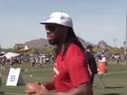 Small Stars: Larry Fitzgerald Football ProCamp!