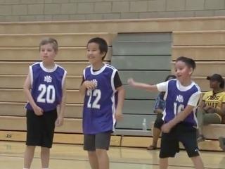 Small Stars: Big youth basketball showdown!