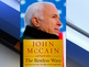 McCain reads memoir set for release this month