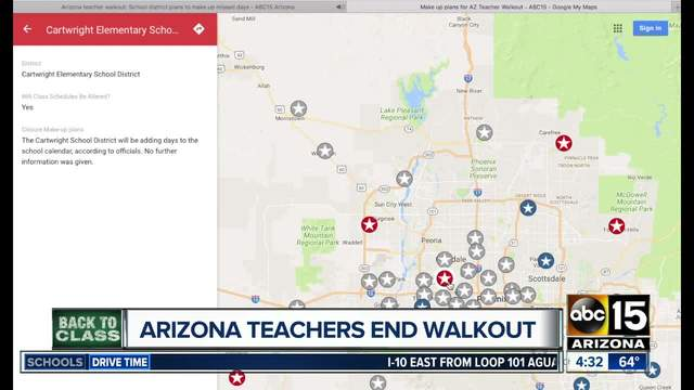 Arizona Teachers Reflect On Heading Back to Their Classrooms