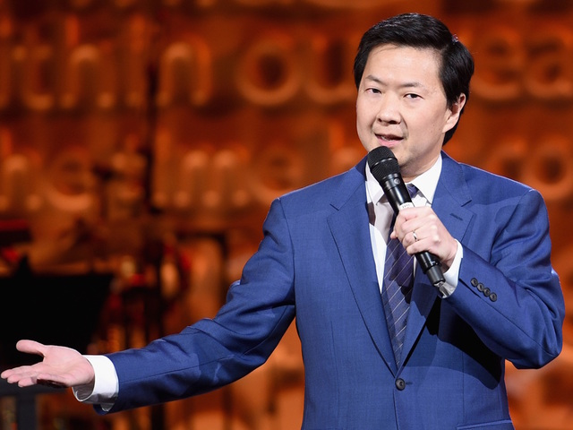 Comedian Ken Jeong Stops Gig To Help Woman Having A Seizure
