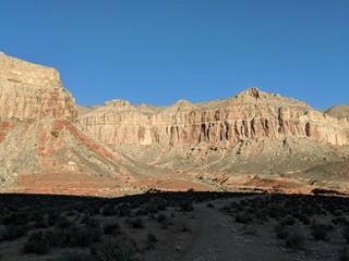 Hike to Havasupai, Mooney Falls in N. Arizona