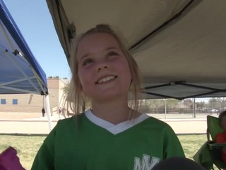 Small Stars: Soccer showdown on a hot AZ day!