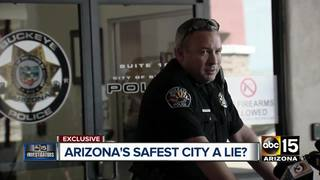 Is Valley's safest city misreporting crimes?
