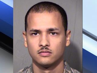 Buckeye airman jailed for murder in baby's death