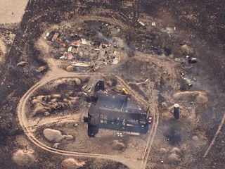 Viewpoint Fire burns 5,100 acres, destroys homes