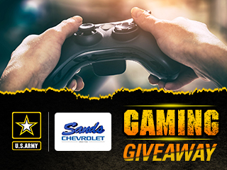 RULES: US Army Gaming Giveaway