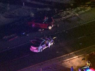 Maricopa mother killed in SR-347 wrong-way crash