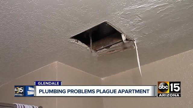 Glendale Womanu0027s Bathroom Repeatedly Flooded By Sewage From Upstairs Unit