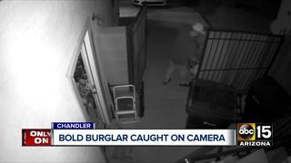 Break-ins on the rise in Chandler community