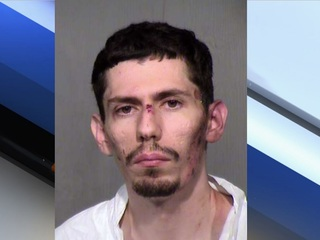 PD: PHX man beats, sexually assaults co-worker