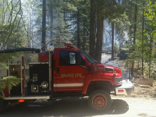 Red Cross: Evacuations lifted for Bluff Fire