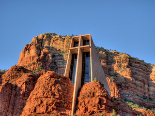 SHH! Secrets of Sedona's Chapel of Holy Cross