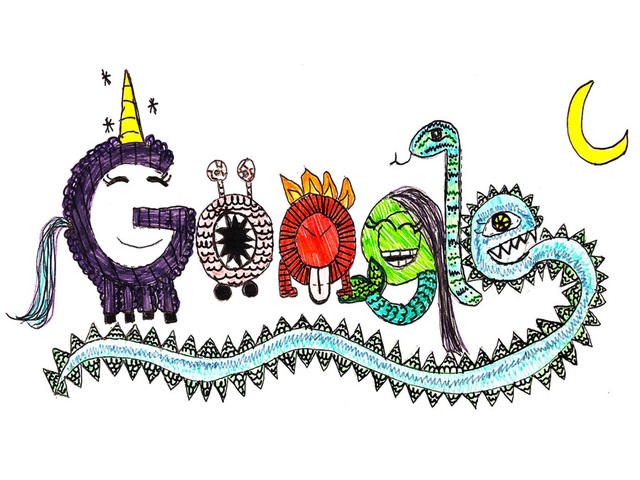 Doodle 4 Google Arizona Student Vying For National Award In Drawing