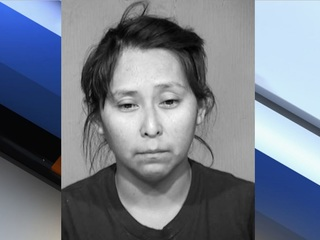 PD: Woman with infant arrested in DUI crash