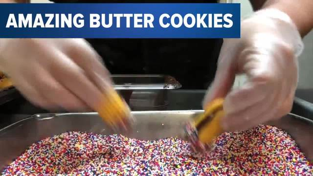You have to try these tasty butter cookies in Arizona - ABC15 Things To Do