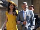 PHOTOS: Celebrities arrive at Royal Wedding