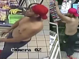 Man threatens clerk with knife, steals cigars