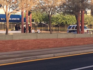 Officer hurt after shooting with suspect in PHX