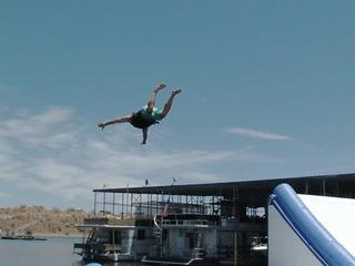 H2-WHOA! water slide adventure at Lake Pleasant