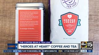 Celebrate first responders: FREE coffee and tea!