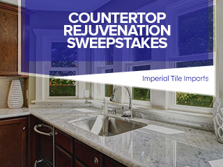RULES: Countertop Rejuvenation Sweepstakes