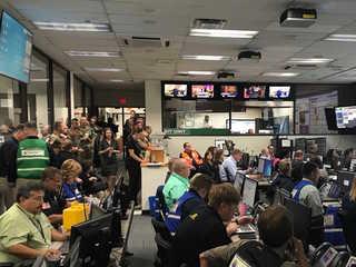 AZ exercise based on post-quake exodus from CA