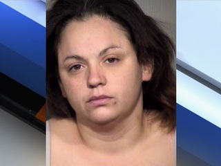 PD: Woman arrested for 13 storage locker thefts
