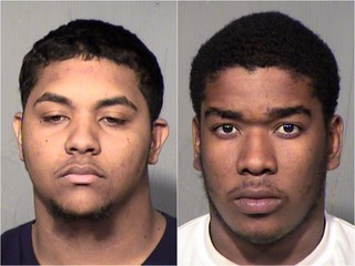 2 arrested in deadly PHX gas station ambush