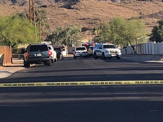PD: Two men in custody after PHX bank robbery
